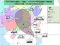 16号台风玛娃正式生成 短短12天广东或遭台风3连击