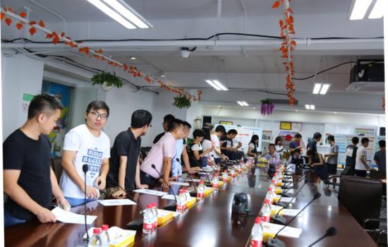 东莞社保局联合建行上门服务倍增试点企业团贷