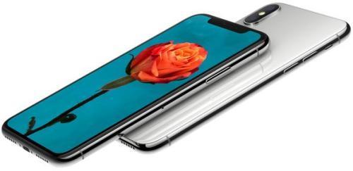 苹果公司发布全面屏手机iPhone X。