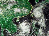 台风杜苏芮影响减弱 琼州海峡今日16时开始复航