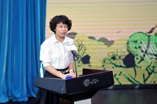 佛山市副市长俞进致辞