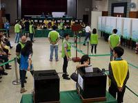 澳门立法会选举开始投票 307020选民有投票资格