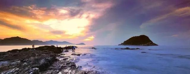 这些广东渔村景美海鲜更赞
