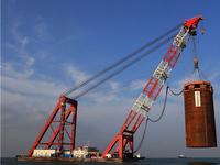 港珠澳大桥岛隧工程海上施工画上圆满句号 全面告竣