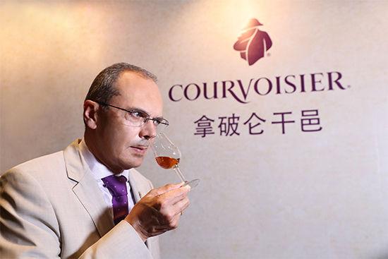 最有名的鼻子,首席酿酒师Patrice品鉴拿破仑干邑