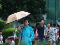 台风逼近茂名市学校已停课 海岛游客全部撤离上岸