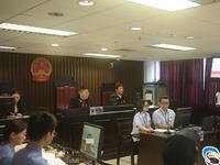 广州越秀区法院率先推出微信作证小程序可视频刷脸出庭