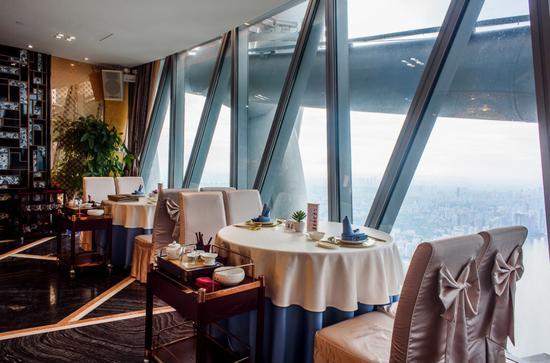 粤式中餐厅环境优雅