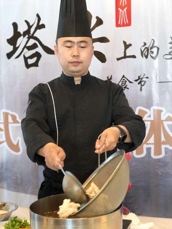 范大厨烹饪锅包肉