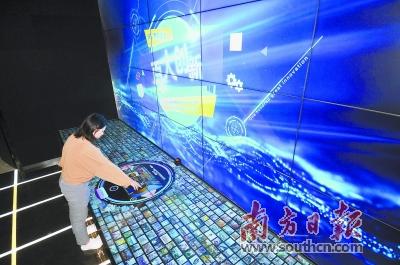 珠三角工匠精神展示馆是展示珠三角制造业创新发展的窗口与门户。戴嘉信 摄