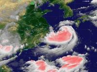 台风海葵移入南海东部 广东启动台风Ⅳ级响应