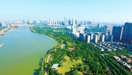 顺德北部片区城市环境品质不断提升,公共服务配套日益完善。/珠江商报资料图片
