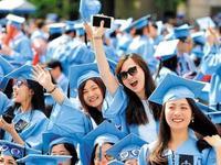 超35万中国学生留学美国 留学购房一年花25亿美元