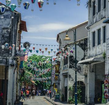 @陆建华摄影:槟城乔治市街头的那些艺术壁画