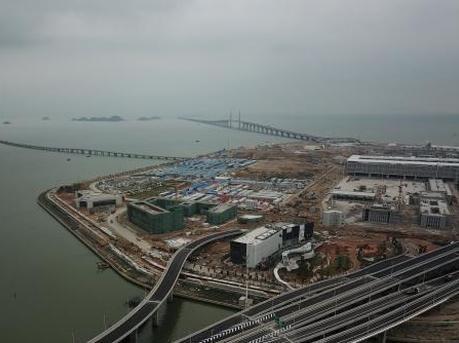 港珠澳大桥配套电源投产 实现大桥供电双保险