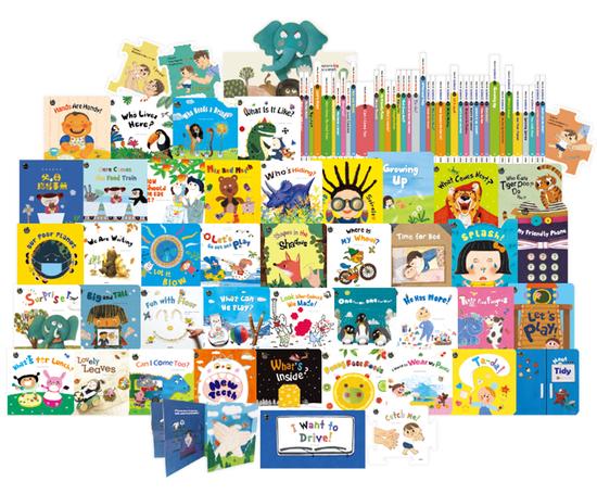 《BabyAll数科学》40本全集展示
