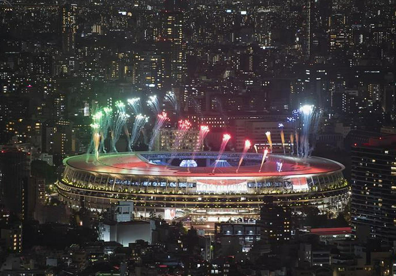 残奥会闭幕式在东京举行