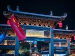 桂林阳朔西街 古老的长街记忆
