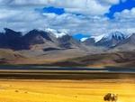 西藏阿里似人间天堂