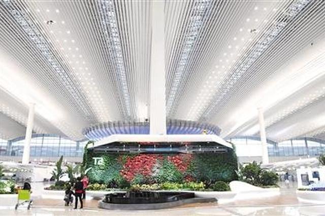 岭南窗世界窗 白云机场二号航站楼成广州文化新地标
