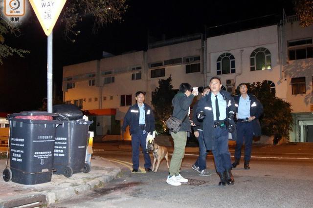 香港观塘发生持刀伤人案:3人受伤 行凶者逃跑