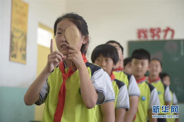 香港中文大学计划三年内为3万儿童提供免费眼科检查