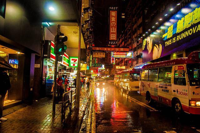 24小时店:见证夜的香港