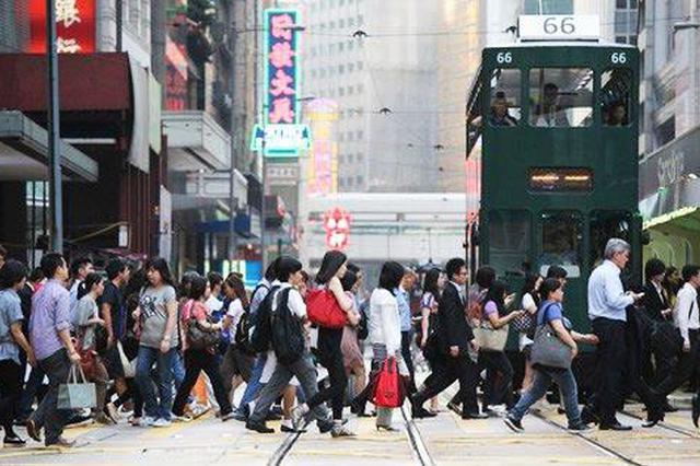 香港人口超过744万 增长率为0.8%