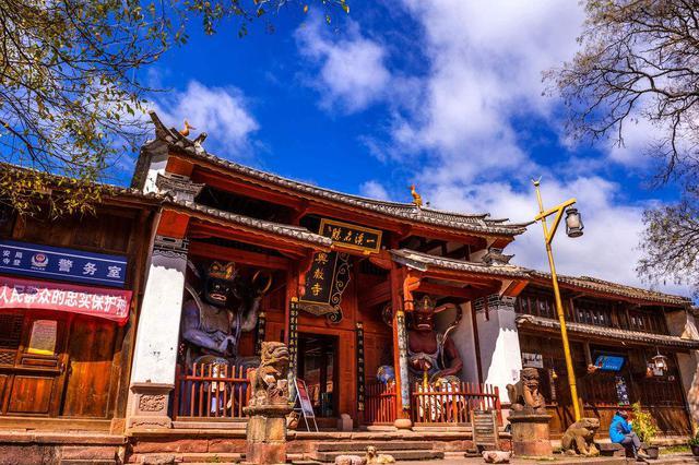 奥园集团副总裁、文旅集团总裁程耀与剑川县县长王远 签署《文化旅游资源投资开发合作协议》
