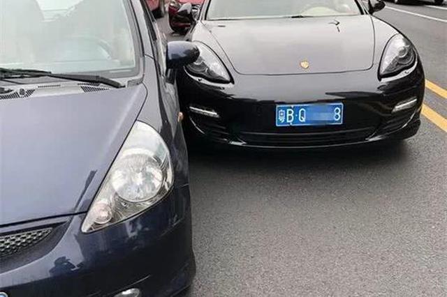 广东女车主170万豪车被撞却爽快赔钱 一小时后反悔了