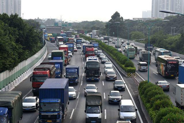 广州将建两条高速路一条直通南站 未来快到飞起