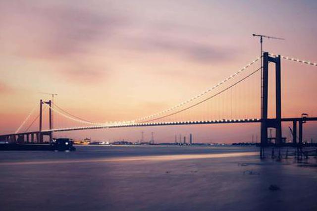 """虎门二桥""""亮""""了!3837盏灯齐亮闪耀整个大湾区"""
