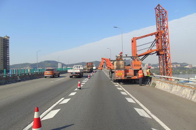 虎门大桥6月19日至20日夜间东莞方向全封闭交通管制