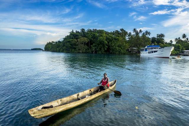 所罗门群岛期待更多中国游客