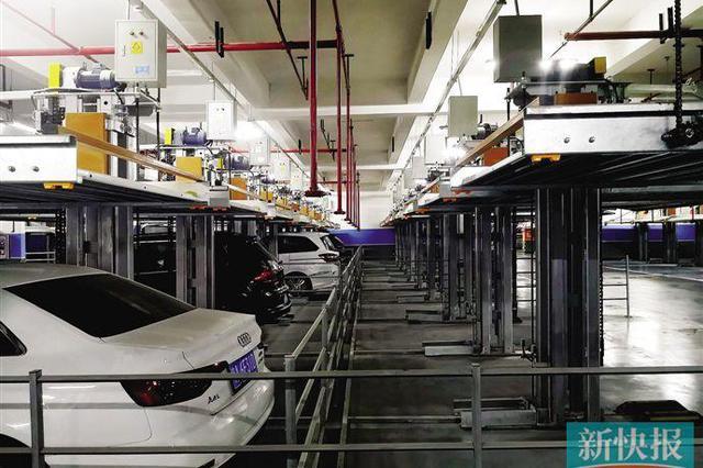 广州一小区过半车位是机械停车位 买房时对此不知情