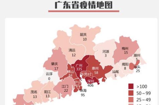14日广东累计确诊1294例 新增出院54例累计出院386例
