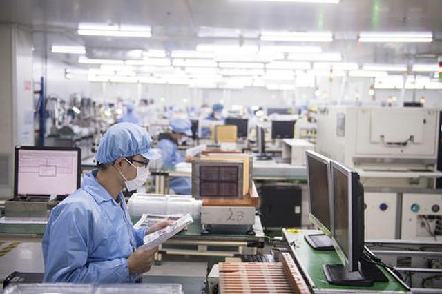 广州黄埔124家工业百强企业全部复工