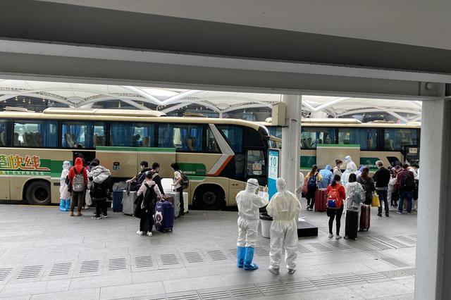 白云机场取消颜色分类标签 入境旅客全部集中隔离