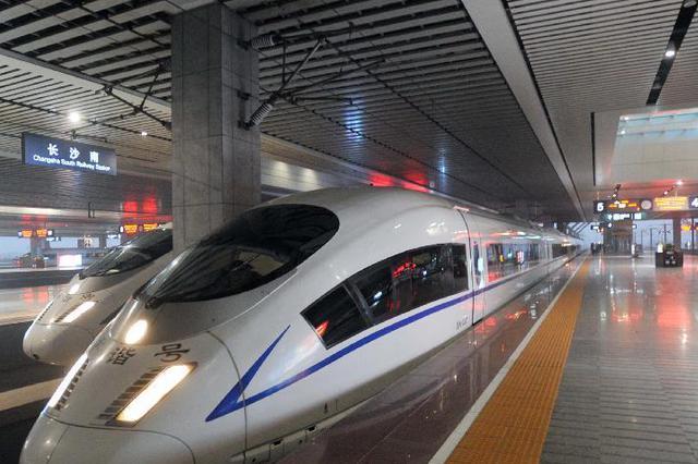 粤港澳大湾区铁路网再加密 29日广石线成功接入京广铁路