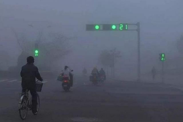 广东拟推重污染天气预警:Ⅰ级预警 中小学可停课