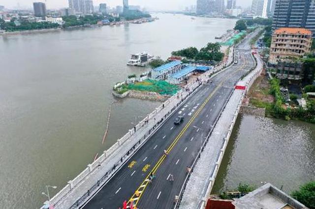 """广州海珠区住建局回应网红""""桥中房""""成因"""