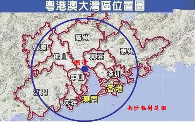 广州建设空铁融合枢纽区 提升大湾区城际交通