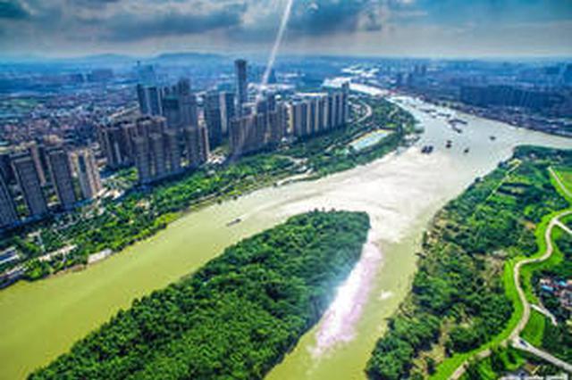 规划出炉 2022年珠三角地区初步建成骨干碧道网