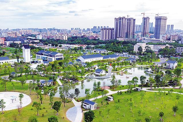 广州地埋式净水厂投入使用 巧用再生水治理河涌黑臭