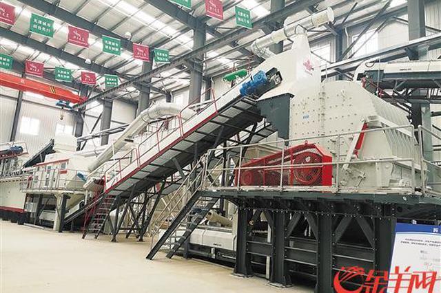 新固废法施行 广东年底前建成32个危险废物处理设施