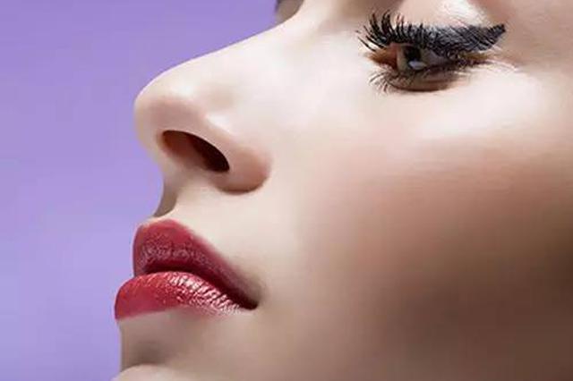 广州女子线雕隆鼻埋后患 专家提醒隆鼻微整形需谨慎