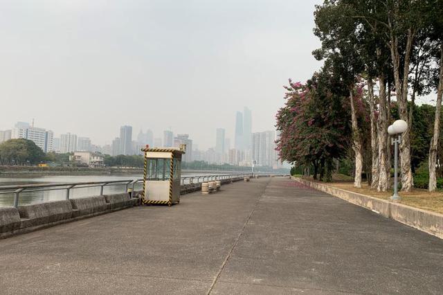 """""""还岸于民"""" 广州二沙岛碧道促住宅区江岸对外开放"""