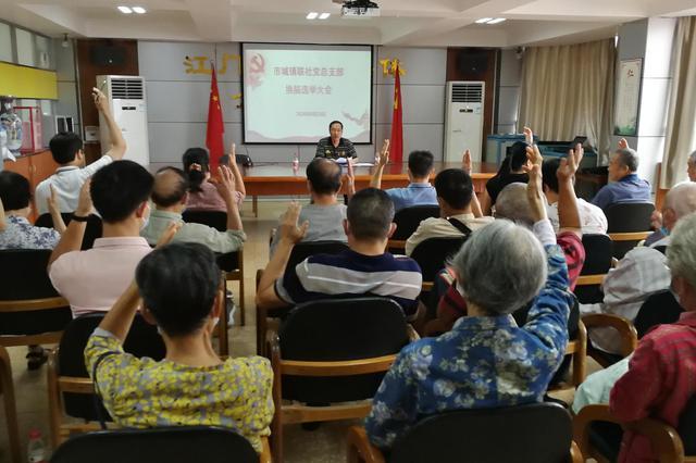 广东修订村民委员会选举办法 任期由三年调整为五年