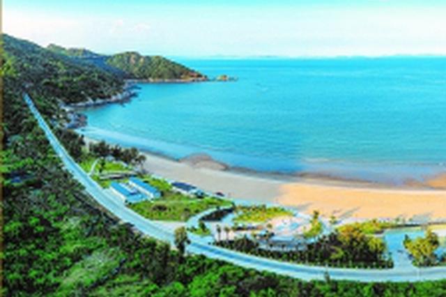 汕头南澳依托自然资源发展旅游业 隔绝岛变网红地