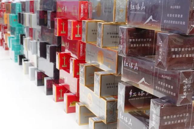 广东湛江集中无害化销毁罚没卷烟48732条